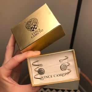 ✨ Vince Camuto Bangle Bracelet Set ✨